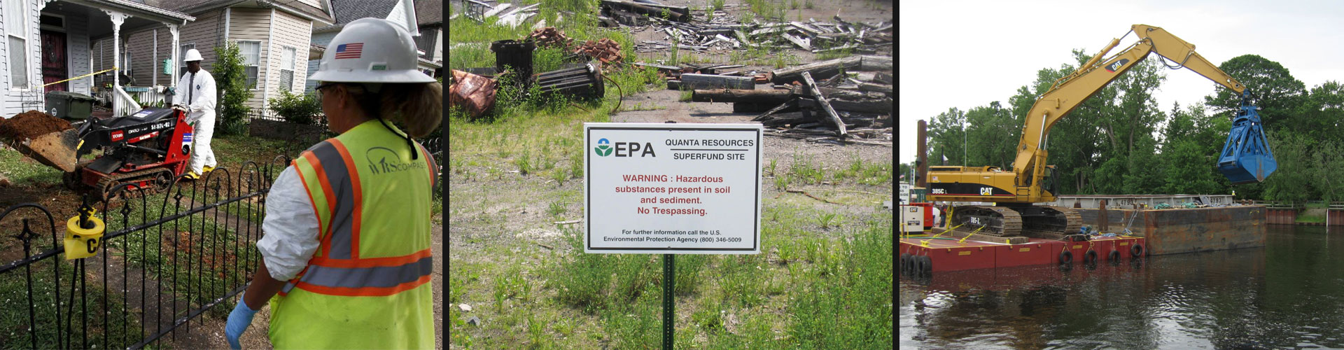 Environmental Remediation and Risk Management